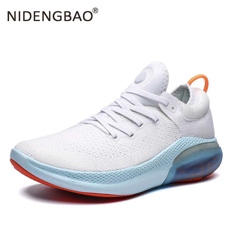 Hot Sale Outdoor Sport Men's Shoes Professional Running Sneakers For Men Breathable Air Cushion Men Trainers Large Size 39-46