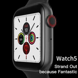 Image 4 - Timewolf W34 Smart Uhr Männer Frauen Touchscreen Blutdruck Smartwatch Multifonction IP68 Android Smart Uhr für Iphone IOS