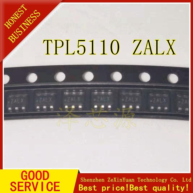 2PCS/LOT TPL5110DDCR TPL5110DDCT TPL5110 ZALX IC SOT-6