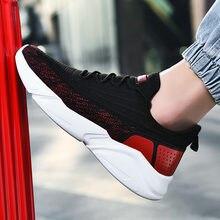 Модные дышащие кроссовки для бега на открытом воздухе Нескользящая