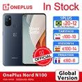 OnePlus Nord N100 Глобальная версия смартфон 4 Гб 64 Гб 90 Гц 6,52 ''Дисплей 13MP тройные камеры 18 Вт 5000 мА/ч, OnePlus официального магазина Carter's; code: P3XCNVAQ(200₽ от ...