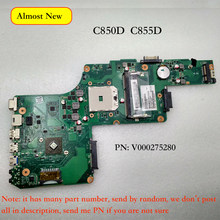 V000275280 para toshiba satélite c850d c855d computador portátil placa-mãe