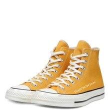 Converse CHUCK-zapatillas de deporte zapatillas de skate para hombre y mujer de calzado deportivo unisex de estilo Retro disponible en color soy