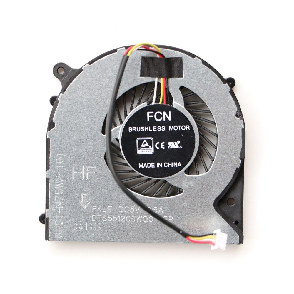 FCN FKMF FKLF 6-31-N85J2-100 Cooler Fan 6-31-N75W2-101 Cooling Fan