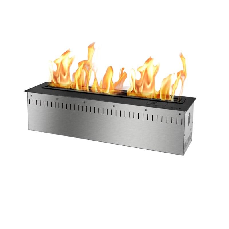 31 Inch  Modern Fireplace Ethanol