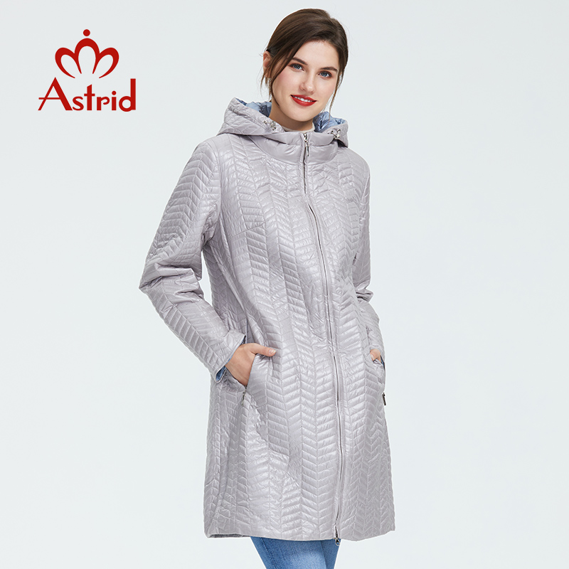2019 Winter Jacket Women Spring Warm Casual Coat Women Cotton Jacket Slim Warm Winter New Female New Arrival Coats Women AM-9040