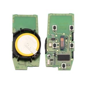 Image 5 - KEYYOU clé télécommande intelligente pour voiture Land Rover Freelander 2, 433 Mhz, étui à 5 boutons avec petite lame non coupée, Fob