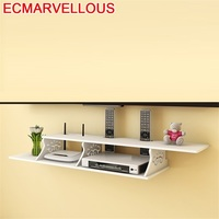 wall hanging WIFI creative collection multifunctional wireless shelf TV set top stacks box storage cabinet hanger socket cover