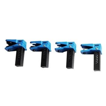 4 szt. Hamulec samochodowy hamulec olejowy rura zaciskowa wtyczka narzędzie zapobiegające wyciekom oleju samochodowego