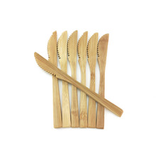 Деревянный нож бамбуковый кухонный портативный многоразовый Высокое Качество посуда для резки посуда для кухни