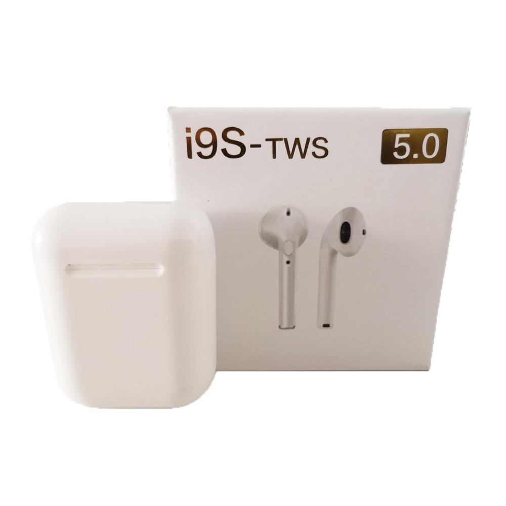 I9s TWS airpoding sans fil écouteurs oreillettes Bluetooth écouteurs véritable sans fil stéréo écouteurs Airpots
