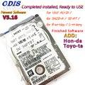 Диагностический сканер V5.26 ODIS VAS5054A  установленный в HDD Vas5054  для honda OTC Techstream  для toyota v w au-di
