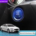 Крышка кнопки запуска двигателя для Buick Real Opel Insignia 2017-2019 Holden Commodore (ZB) 2018 2019  крышка выключателя зажигания