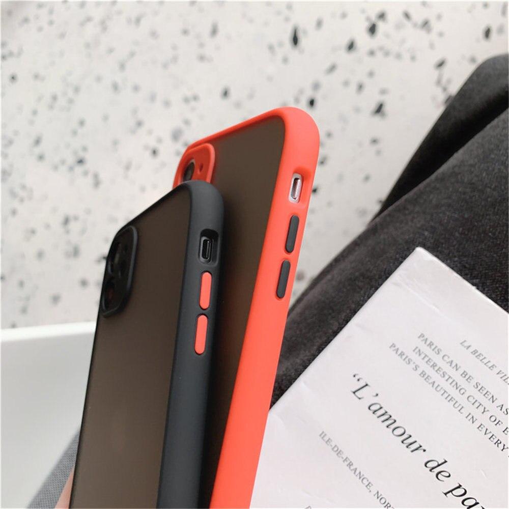 Mint Hybrid Case for iPhone SE (2020) 61