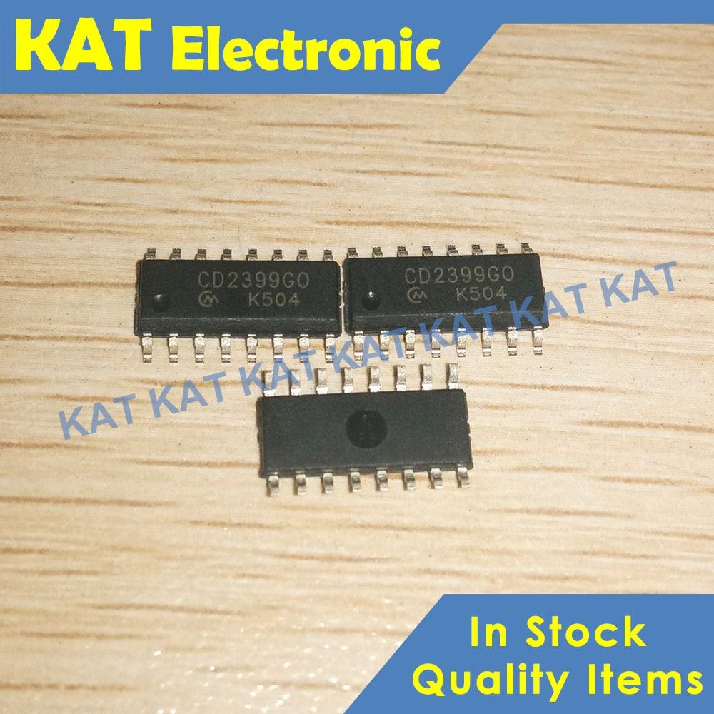 5PCS/lot CD2399GO CD2399G0 CD2399 SOP-16  Audio Reverb Circuit