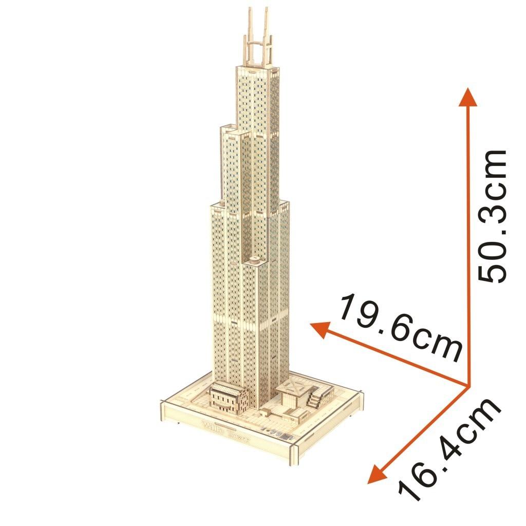 XF-G015B 西尔斯大厦-2