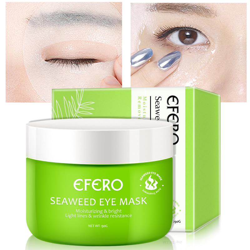 Collagen Eye Mask Gel Eye Patches For Eye Bags Remove Dark Circles Firming Skin Care Crystal Hydrogel Patches Eye Masks Pads