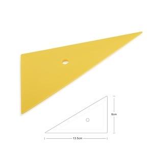 Image 4 - FOSHIO 5PCS 삼각형 이동 코너 비닐 스퀴지 탄소 섬유 필름 자동차 포장 도구 창 스티커 색조 비닐 포장 도구 스크레이퍼