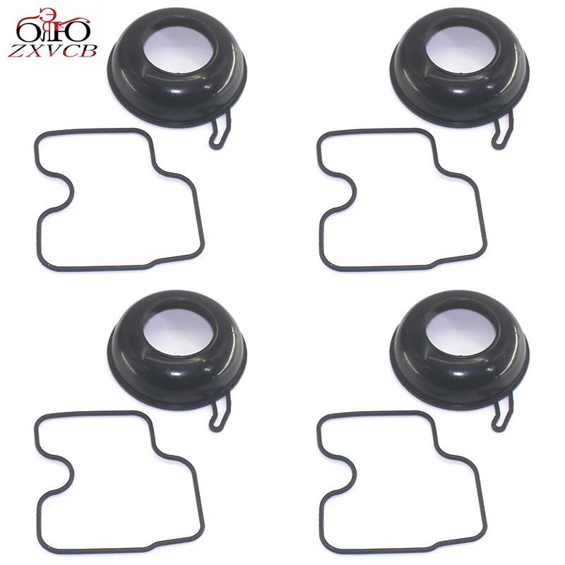 For CB400 CBR250 MC22 CBR400RR NC29 NC31 CB400SF CB 400 CBR 250 Motorcycle Carburetor Repair Kit Vacuum Diaphragm Gasket Parts