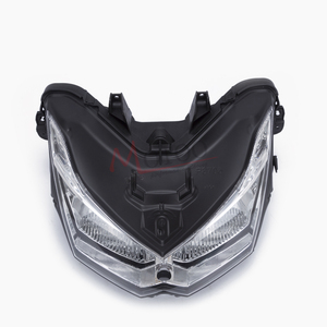 Image 5 - Motoo   The motorcycle head light lamp assembly for Kawasaki Z1000 2010 2011 2012 2013 lighthouse frontlight