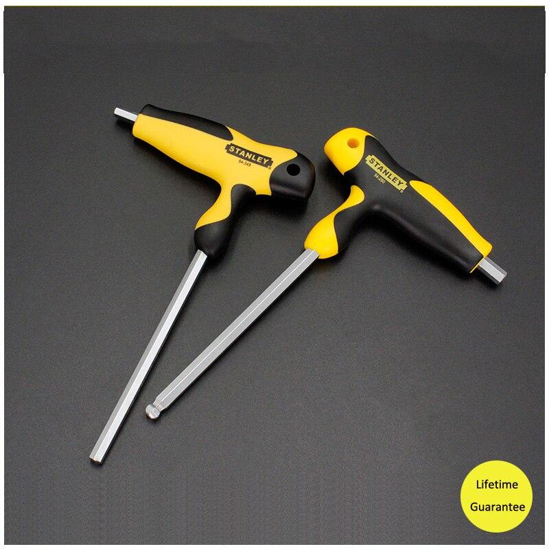 Metal Socket Driver Wrench Screwdriver Hex Nut Key Nutdriver Hand Tool 3mm-7mm T