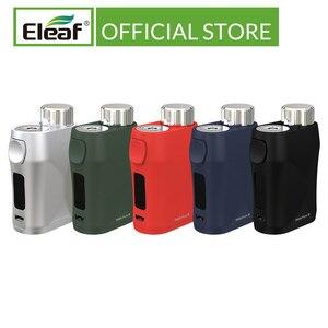 Image 1 - オリジナル Eleaf iStick ピコ X ボックス Mod 75 ワット最大ワット数 0.69 インチスクリーンラバーペイント吸うボックス mod 電子タバコ