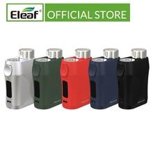 Eleaf istick pico x box, mod, 75w, potência máxima, com tela de 0.69 polegadas, borracha, pintura, vape box mod cigarro eletrônico