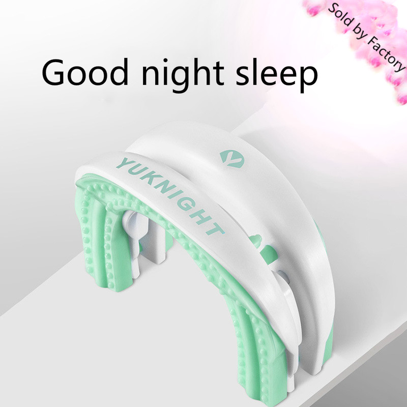 Yuknight Snoring and Sleep Apnea Recovery/Prevention Kit - Headstrap Mouth Piece Inserts - Quality Nights Rest Solution (Pack)