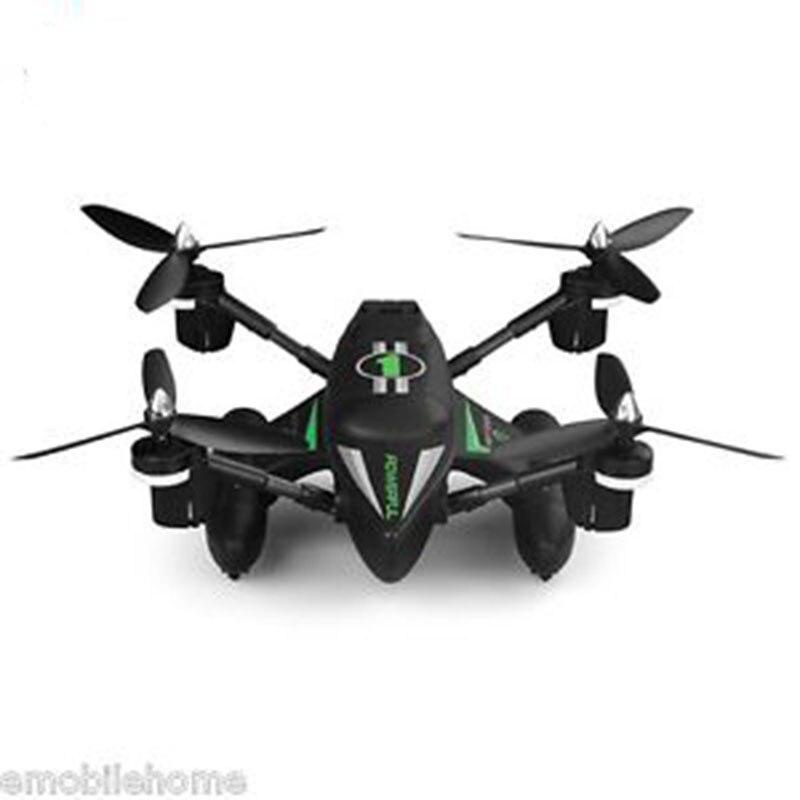 Q353 RC Quadcopter Drone Aeroamphibious RTF Aria Land Sea Modalità di Un Tasto di Ritorno 2.4G Senza Testa Radio di Controllo Drone Di Natale regalo - 2