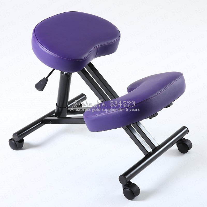 21%Student Spine Correction Office Chair Ergonomic Metal Chair Lift Anti-humpback Myopia Child Posture Posture Chair