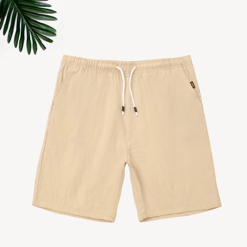 Swimming Trunks Men's Boxer Short Beach Shorts Anti-Awkward Loose And Plus-sized MEN'S Swimsuit Hot Springs Swimming Trunks Swim