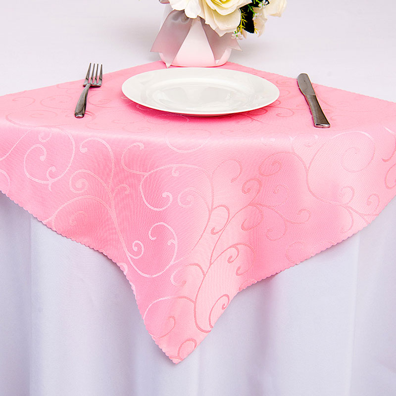 100% Polyester Washed Hotel Wedding Table Napkin Cloth Dinner Party Decorative Napkins Handkerchief Cloth For Restaurant Parties