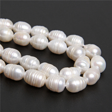 7-11mm Irregular Potato Freshwater Pearl Natural Stone Beads For DIY Necklace Bracelets Earring Jewelry Making 14