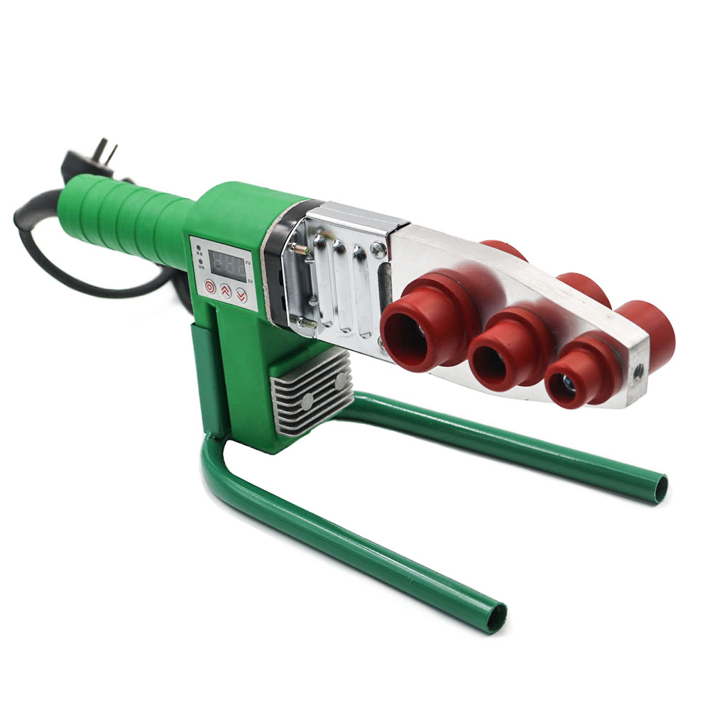 20mm 25mm 32mm  water pipe hot melt machine PP PPR PB PE Pipe Welding Machine Tube Electric Heating Hot Melt Tools