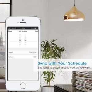 Image 5 - Smart WiFi Licht Touch Wand Schalter UNS Interruptor Drahtlose Elektrische Voice Control Fernbedienung durch Tuya Smartlife Alexa Google Hause