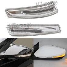 Светодиодный светильник с зеркалом заднего вида для hyundai 11+ Elantra Veloster Avante MD 2012 2013