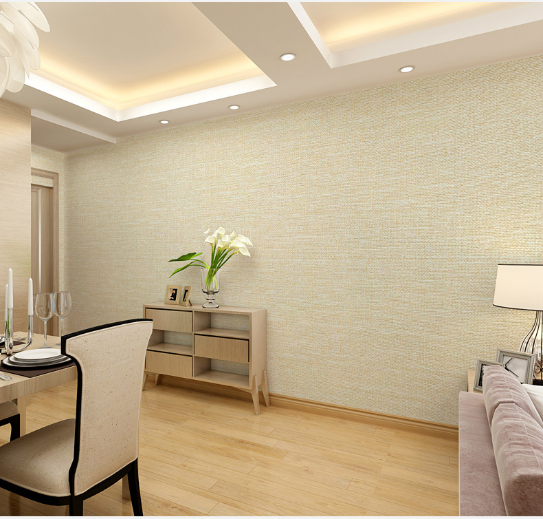 Poloere,multiple Color Wall Paper Modern Design  Home Decoration Sticker For Living/guest Room , DIY Decoration