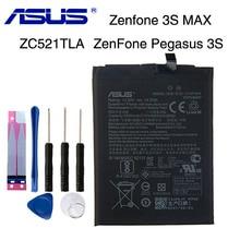 Original ASUS C11P1614 Phone Battery For ASUS ZenFone 3S MAX Dual SIM TD-LTE ZenFone Pegasus 3S ZC521TL 5000mAh asus zenfone 2 laser 16gb ze500kl dual sim lte black