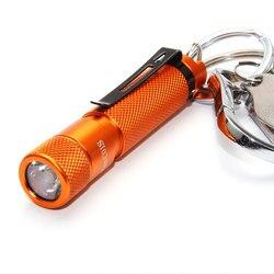 BLF C01S Mini LED Taschenlampe AAA Twisty Hohe 95 CRI SST20 4000K LED schlüsselanhänger Taschenlampe Hut Licht mit Clip niedrig bis Hoch