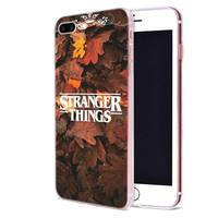 case iphone 5 Marvel Movie Stranger TV Case for Apple iphone 11 Pro X XS Max XR 7 8 6 6S Plus + 5 S SE 5C Silicone Carcasa Phone Coque Cover (4)