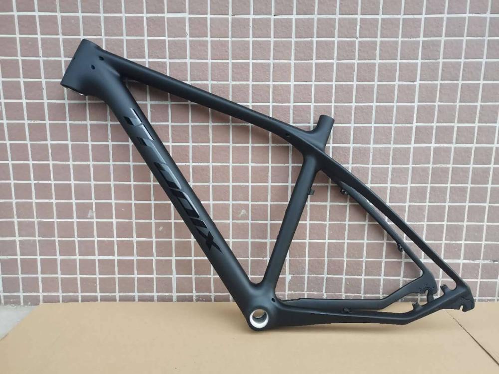 Último carbono mtb mountain bikes quadro 26 27.5er ud barato china quadro de bicicleta de carbono mtb 26er 27.5er 19 20 quadro de carbono