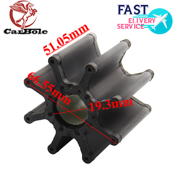 Water Pump Impeller 47-59362T1 18-3087 For Mercury MerCruiser Bravo 4.3L-7.4L V8 Outboard motor engine part yto ytr3105t51s ytr2105 engine parts for tractor the water pump part number