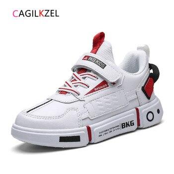 CAGILKZEL Bambini di Autunno di Sport Scarpe Per Bambini scarpe Da Ginnastica Ragazzo Traspirante Casual Scarpe Per Bambini Del Bambino Dei Ragazzi del Bambino Scarpe Chaussure Enfant 1