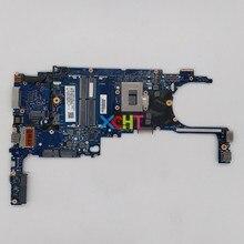 831763 601 831763 001 6050A2725001 MB A01 UMA واط i5 6300U وحدة المعالجة المركزية ل HP EliteBook 820 G3 سلسلة الكمبيوتر المحمول اللوحة الأم