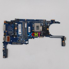 831763 601 831763 001 6050A2725001 MB A01 UMA w i5 6300U CPU für HP EliteBook 820 G3 Serie NoteBook PC Laptop motherboard