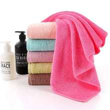 New Soft Face Bath Towel 100% Cotton Washcloth Travel Hand Bath Cloth Bathroom Absorbent Quick Drying Home Hote Bath Towel 5pcs lot 25 25cmbaby face towel microfiber absorbent drying bath beach towel washcloth swimwear baby towel cotton kids towel