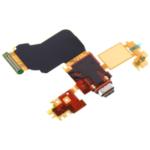 Image 3 - For Sony Xperia 1 Charging Port Flex Cable + Microphone Flex Cable for Sony Xperia 1 mobile Phone Replacement Parts