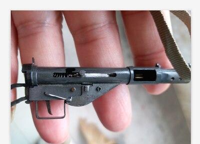 الحرب العالمية الثانية أسلحة ، القوات الخاصة ، كل باستخدام المعادن sden mark2 حلقة دعم ، مصغرة بندقية نماذج ، الهدايا ، souvenirscollections