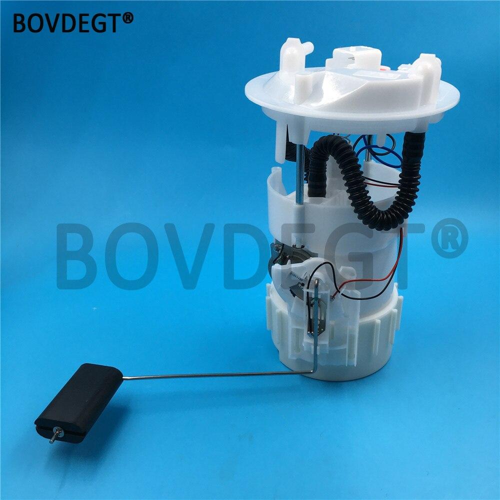 Conjunto do módulo da bomba de combustível elétrica para renault megane ii saloo 8200130191 8200689362