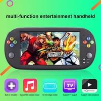 """נייד משחקי שחקנים משחק ניידות X16 נייד עבור 7.0"""" רוקר זוגי משחק ארקייד GBA NES HDMI קונסולת משחקי הווידאו מיני רטרו MP5 מסך (5)"""